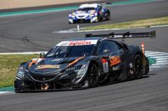 【SUPER GT 第4戦】STANLEY NSX-GTがポールトゥウイン…GT300クラスはmuta Racing Lotus MCが大逆転勝利