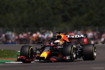 【F1 イギリスGP】予選レースはフェルスタッペンが逆転優勝…決勝レースのポールポジションを獲得