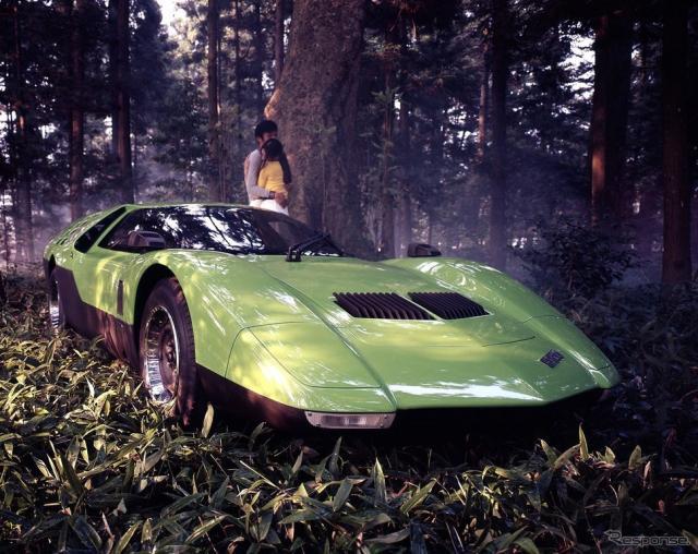 1970年マツダRX500《photo by Mazda Motor Europe》