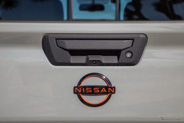 日産 フロンティア 新型《photo by Nissan》