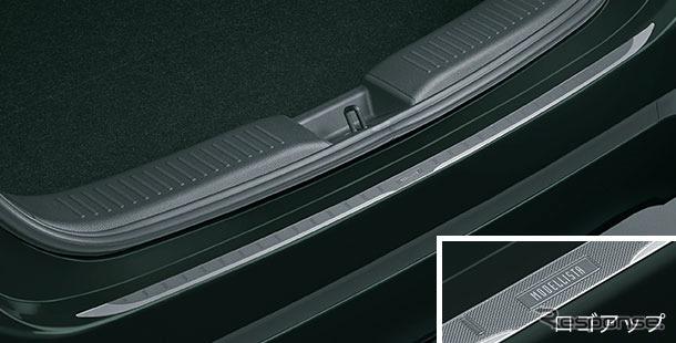 リヤバンパープロテクター《写真提供 トヨタカスタマイジング&ディベロップメント》