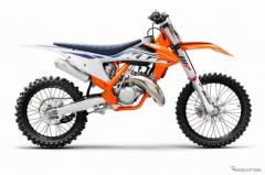 KTMジャパン、モトクロス/クロスカントリー 2022年モデル発売へ