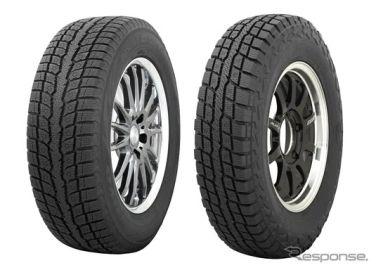 トーヨータイヤ、SUV専用スタッドレス「オブザーブ GSi-6/W/T-R」を国内本格発売へ