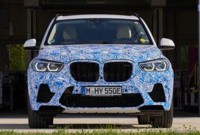 BMWの新型燃料電池車、最新プロトタイプ発表へ…IAAモビリティ2021
