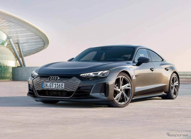 アウディ RS e-tron GT《photo by Audi》