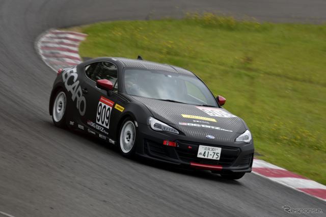 TOYOTA GAZOO Racing 86/BRZ RACE 2021 第4・5戦 レカロレーシング《写真撮影 雪岡直樹》