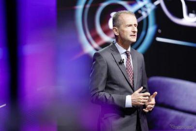 VWグループ、2025年の営業利益率目標を上方修正…8〜9%に