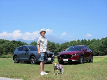 【青山尚暉のわんダフルカーライフ】夏の愛犬同伴ドライブ、注意点と必須のグッズ