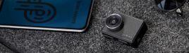 コンパクトなGarmin DASH CAM 47Z フロントカメラ《写真提供 ガーミンジャパン》