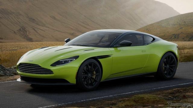 アストンマーティン DB11 の2022年モデル《photo by Aston Martin》