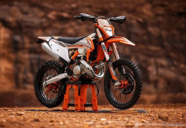 KTM エンデューロモデル「EXCシリーズ」《写真提供 KTMジャパン》