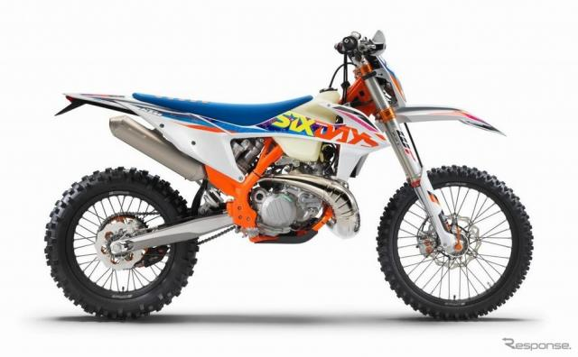 KTM 250 EXC TPI SIX DAYS《写真提供 KTMジャパン》