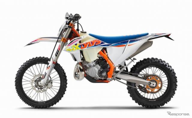 KTM 300 EXC TPI SIX DAYS《写真提供 KTMジャパン》