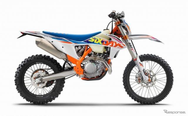 KTM 500 EXC-F SIX DAYS《写真提供 KTMジャパン》