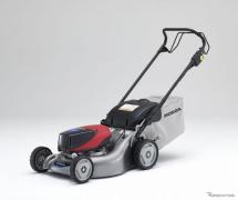 ホンダ、共通バッテリーのコードレス電動パワーツール発売…芝刈機/刈払機/ブロア