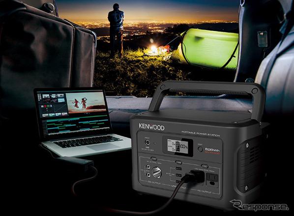 ケンウッドBN-RK600《写真提供 JVCケンウッド》