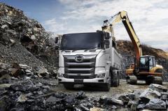 日野の豪州向け大型トラック、9リットルエンジン搭載車にアリソンATを採用