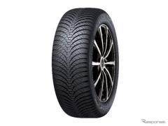 ダンロップ、耐摩耗性能を高めたタクシー用オールシーズンタイヤ発売へ
