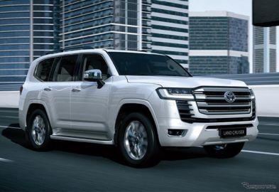トヨタ、新たに2工場3ラインで生産調整…ランドクルーザー新型にも影響