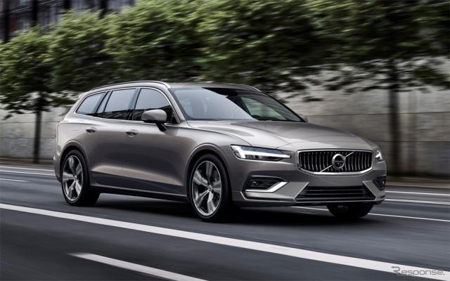 ボルボ V60(2020年)《photo by Volvo Cars》