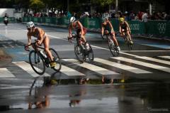 トライアスロン競技開催に伴う交通規制 7月30・31日