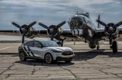 フォード マスタングEV にワンオフ、女性パイロットチームに敬意 7月29日にオークション
