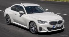BMW 2シリーズクーペ 新型、展示予定…IAAモビリティ2021