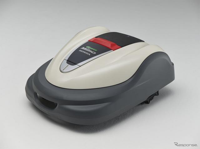 ロボット草刈機 グラスミーモ《写真提供 本田技研工業》