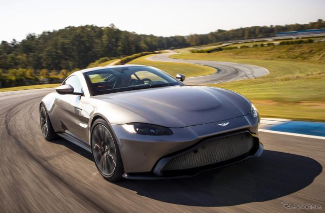 アストンマーティン・ヴァンテージ《photo by Aston Martin》