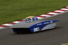 【ソーラーカーレース鈴鹿】ラスト鈴鹿はオリンピアクラスのRED ZONEが5連覇達成…エンジョイクラスは松工が初優勝