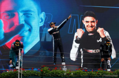 【F1 ハンガリーGP】エステバン・オコンとアルピーヌが初優勝…ガスリーと角田がダブル入賞