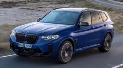 BMW X3M 改良新型、510馬力ツインターボ搭載…IAAモビリティ2021で発表へ