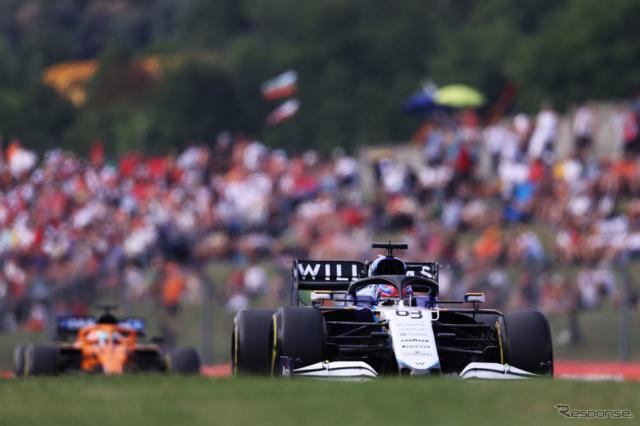 F1ハンガリーGP《Photo by Bryn Lennon/Getty Images Sport/ゲッティイメージズ》