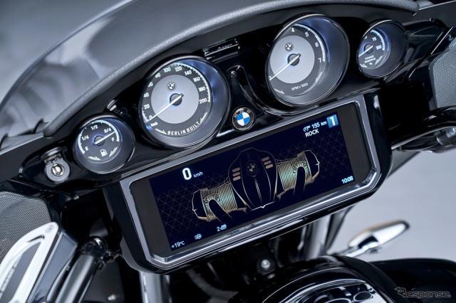 BMW R18 トランスコンチネンタル と R18 B《photo by BMW》