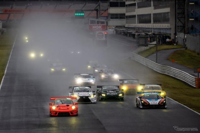 2021スーパー耐久第4戦決勝《撮影 益田和久》