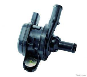 【トヨタ アクア 新型】アイシンのインバーター冷却用電動ウォーターポンプやシフト・バイ・ワイヤを採用