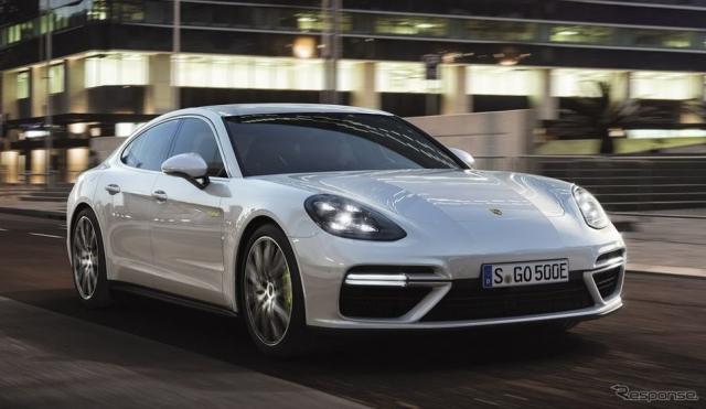 ポルシェ・パナメーラ《photo by Porsche》