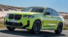 BMW X4 改良新型、最強『X4M』は510馬力ツインターボ…IAAモビリティ2021で発表へ