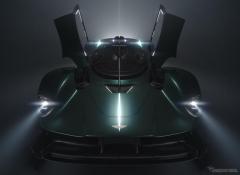 アストンマーティンの新型車、『ヴァルキリー』に新グレードか…ペブルビーチ2021で発表へ