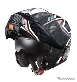 オージーケーカブト、新世代システムヘルメット「RYUKI」に初のグラフィックモデル