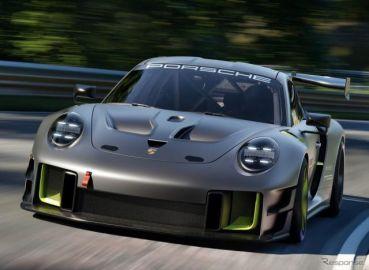 ポルシェ 911 最強の700馬力、GT2 RS クラブスポーツに「25」…世界限定25台