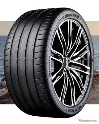 ブリヂストンとフィスカー社が共創…電動SUV オーシャン 向けタイヤを開発