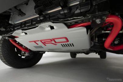 トヨタ タンドラ 新型、新開発サスペンション採用 今秋発表予定