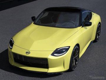 日産 フェアレディZ 新型、8月17日に実車発表予定…ティザー