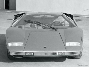 ランボルギーニ カウンタック「LP112」の意味…新型は限定112台