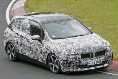 7人乗りミニバンに? BMW 2シリーズ アクティブツアラー 次期型、IAAモビリティでまもなくデビューか
