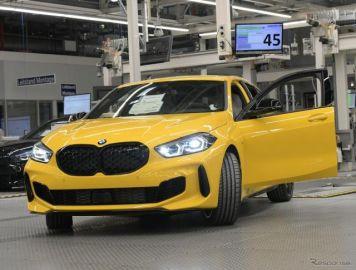 BMW 1シリーズ と 2シリーズ、「BMWインディビジュアル」の160色で塗装可能に…生産開始