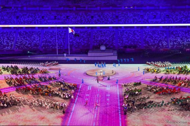 コロナウイルス感染症流行下で開幕した東京2020パラリンピック、会期中に緊急事態追加。《Photo by Ilse Schaffers/BSR Agency/Getty Images Sport/ゲッティイメージズ》
