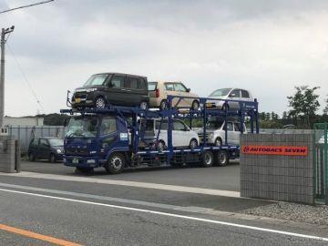 オートバックス、令和3年8月大雨災害の被災地に軽自動車5台を寄贈…生活復旧を支援