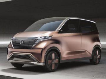 日産と三菱自動車、新型軽EVを2022年度初頭発売へ…実質購入価格は約200万円から